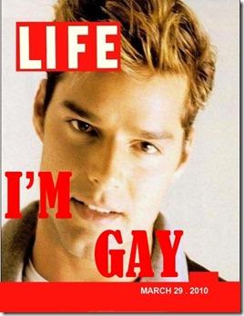 Ricky Martin-im gay